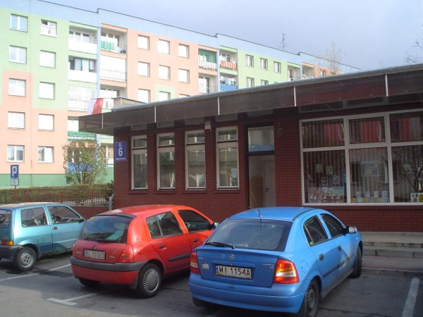 Administracja os. Centrum ŁSM