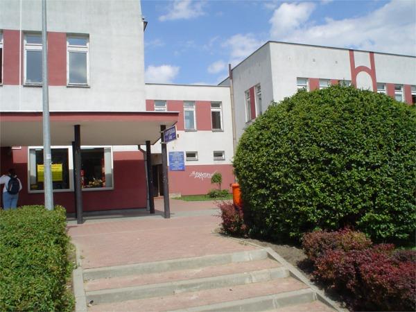 Biuro zarządu ŁSM