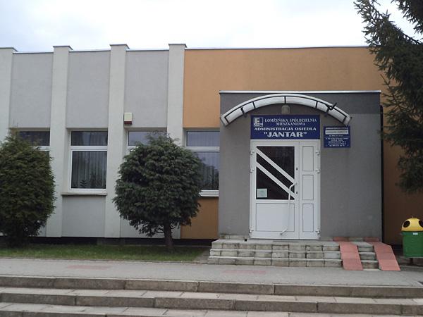 Administracja Osiedla Jantar