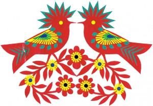 wycinanki-kogutki